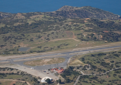 Santa Catalina Island Airport– Avalon, USA