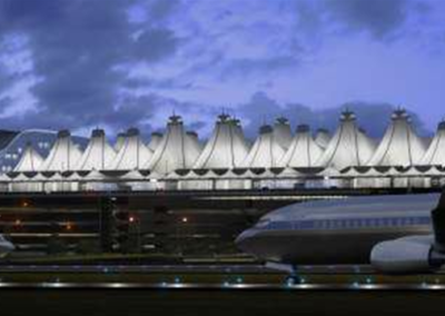 Denver International Airport – Denver, USA