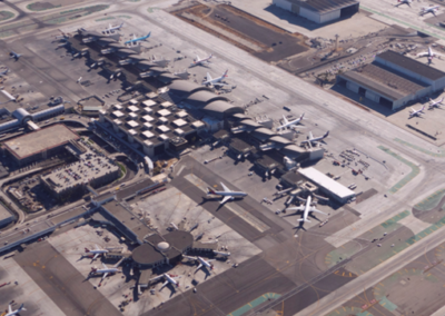 Los Angeles International Airport – Los Angeles, USA