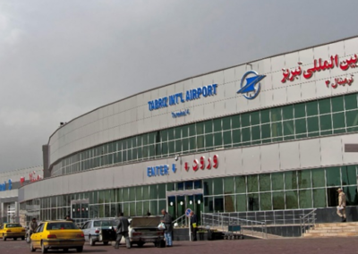 Mashaad International Airport – IRAN